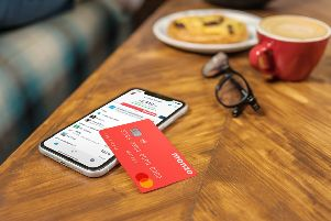 """Monzo is one pf the """"challenger banks"""" popular with millennials"""