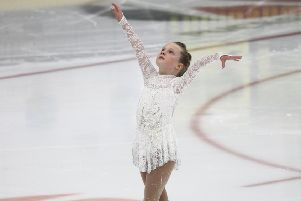 Somercotes youngster Lilly Beth Radford-Coleman has been selected for the British Ice Skating Association's  Young Stars development programme.