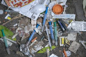 What can be done to combat Britain's litter epidemic?