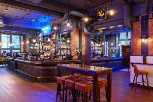 An image of what the new Manahatta bar will look like in York.