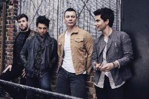 Stereophonics are touring again next year - and are playing a date in Sheffield.''Photo: Scarlet Page