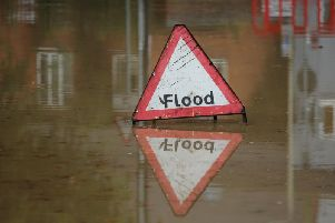 Stock photo of flooding earlier in 2019. Photo SWNS.