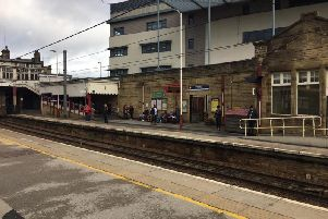 Keighley station. Photo: Network Rail
