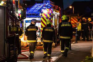 There were more than 900 attacks on firefighters responding to emergencies across the UK in 2018/19.