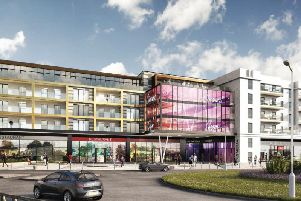 Plans for a multiplex cinema in Scarborough have been recommended for approval