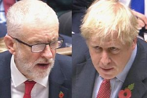 Jeremy Corbyn (left) and Boris Johnson (right) should take place in leaders' debates, The Yorkshire Post argues.