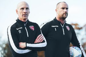 Kevin Ellison and Barry Roche oversaw victory against Leyton Orient on Saturday