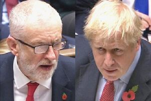jeremy Corbyn and Boris Johnson are in a battle for 10 Downing Street - but their leadership is making this the most unpredictable election for a generaiton.