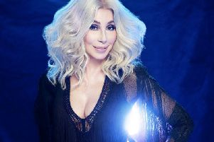 Cher performed at First Direct Arena in Leeds.