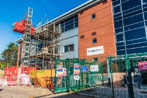 Work has already started on the new centre which will be located in Sunningdale House in Leeds.
