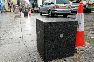 The anti-terror measures are being installed on Church Street and Fishergate