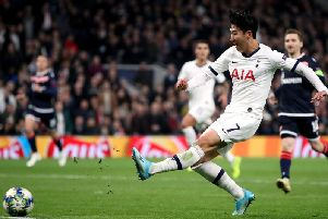 Son Heung-min has successfully appealed against his red card against Everton
