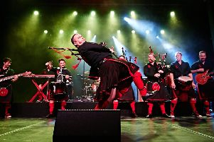 Red Hot Chili Pipers.