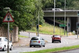 The green lights will soon go out for traffic on the slip road between Penwortham and the Guild Way flyover.