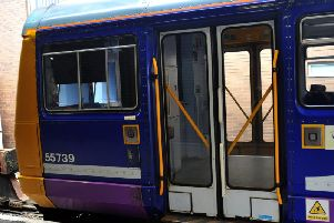About 800 carriages do not meet accessibility standards coming into force next year, including the hated Pacers on the Northern network in our region.