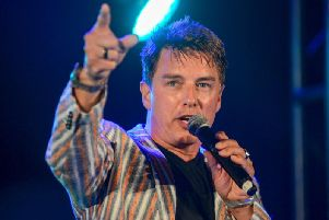 John Barrowman's new tour comes to Harrogate and Sheffield.