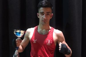 KBW's Mohammed Subhaan produced an excellent display to outclass Scottish champion Frazer Wilkinson and earn a unanimous points win in what could be his final bout in an England vest before turning pro.
