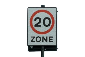 Around 90 new 20mph zones have been introduced across Leeds this year.