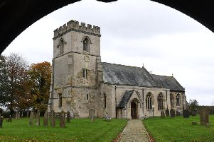 Church of St Hilda in Sherburn