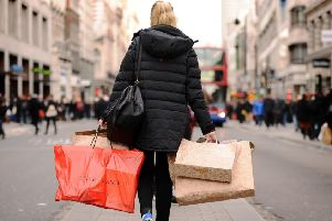 What are your thoughts on the high street? Photo: Dominic Lipinski/PA Wire