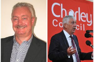 """Mark Smith will stand against Sir Lindsay Hoyle as an """"independent Brexiteer"""" (Images: Brexit Party/JPIMedia)"""