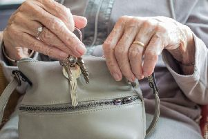 One elderly lady received repeated visits from a trader trying to get her to agree to have her drive replaced