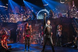 We Will Rock You is on tour in Yorkshire.