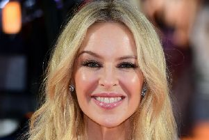 Kylie Minogue. Credit: Ian West/PA Wire.