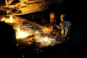 Steel is one of Yorkshire's great industries.
