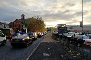 Rush hour on Ringway - will the sun ever set on the daily standstill?