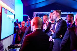 Technology launch at annual conference