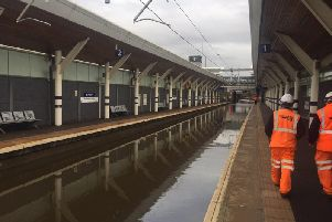 Rotherham Central station will reopen Friday morning with train services planned to resume for the start of service, Network Rail and Northern have confirmed.
