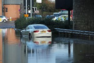 Flooding in South Yorkshire PA/Danny Lawson