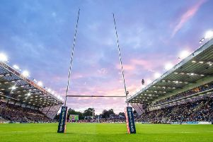 Emerald Headingley will stage two double-headers in 2020. Picture by Allan McKenzie/SWpix.com