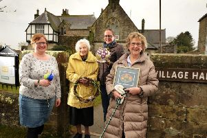 Members of Appleton-le-Moors WI in Ryedale