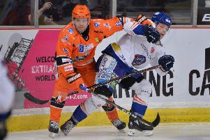 Coventry Blaze will be looking for a third win of the season in Sheffield on Saturday. Picture: Dean Woolley.