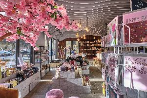 Prestige Flowers new flagship store in Halifax promises a gift shop experience like no other.