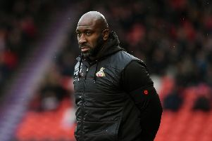 Doncaster Rovers manager Darren Moore. '(Picture: Jonathan Gawthorpe)