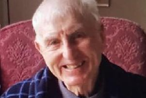 Colin Vasey had been missing since Sunday. Photo provided by West Yorkshire Police.