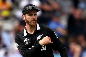 New Zealand's Kane Williamson: Will lock horns with Joe Root again.