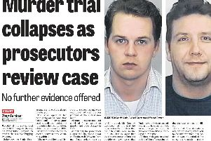 How the YEP reported the collapse of Slade's murder plot trial in 2015.