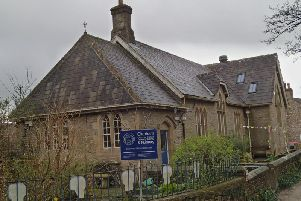 Clapham Primary School has just 10 pupils and is threatened with closure