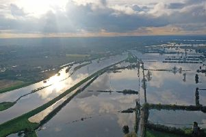 Would dredging have reduced the damage caused by this month's floods in the Don Valley?