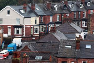 Only a fraction of the social homes needed were built in Yorkshire last year