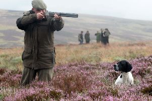 Shooting is said to contribute �2.5bn a year to the rural economy.