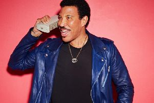 Lionel Richie will be appearing on June 21 at the first York Festival