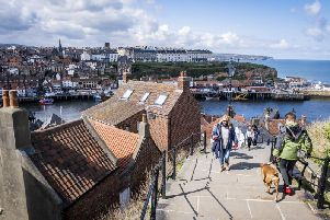 A series of statues telling the story of Whitby's fishing industry will be placed around the popular seaside town. Credit: Marisa Cashill