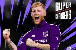 Ben Stokes who has been selected to play for Northern Superchargers in The Hundred next Summer. (Picture: PA)