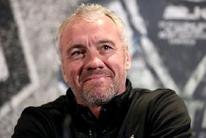 Plenty to smile about: Toronto Wolfpack head coach Brian McDermott who has signed a new contract with the promoted Super League newcomers. PIC: Bradley Collyer/PA Wire