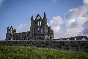 A plan has been revealed to build 70 homes on land near Whitby Abbey. Credit: Marisa Cashill